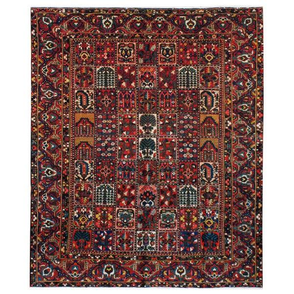 Shop Handmade Herat Oriental Persian 1930s Antique Tribal Bakhtiari