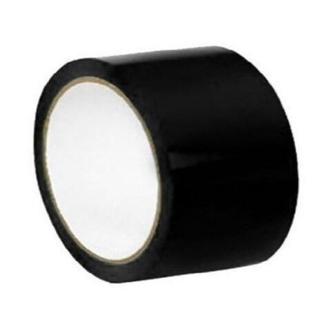 "24 Rolls 2"" X 36 Yards Black Color Aisle Marking Tape 7 Mil"
