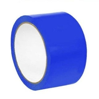 "24 Rolls Blue Color Aisle Marking Tape 2"" X 36 Yards 7 mil"