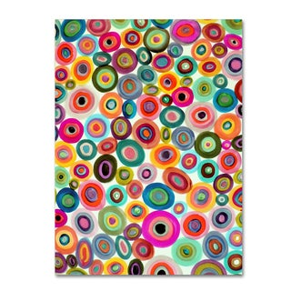Sylvie Demers 'Inside Out' Canvas Art