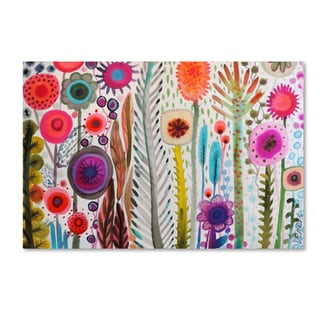 Sylvie Demers 'Printemps' Canvas Art