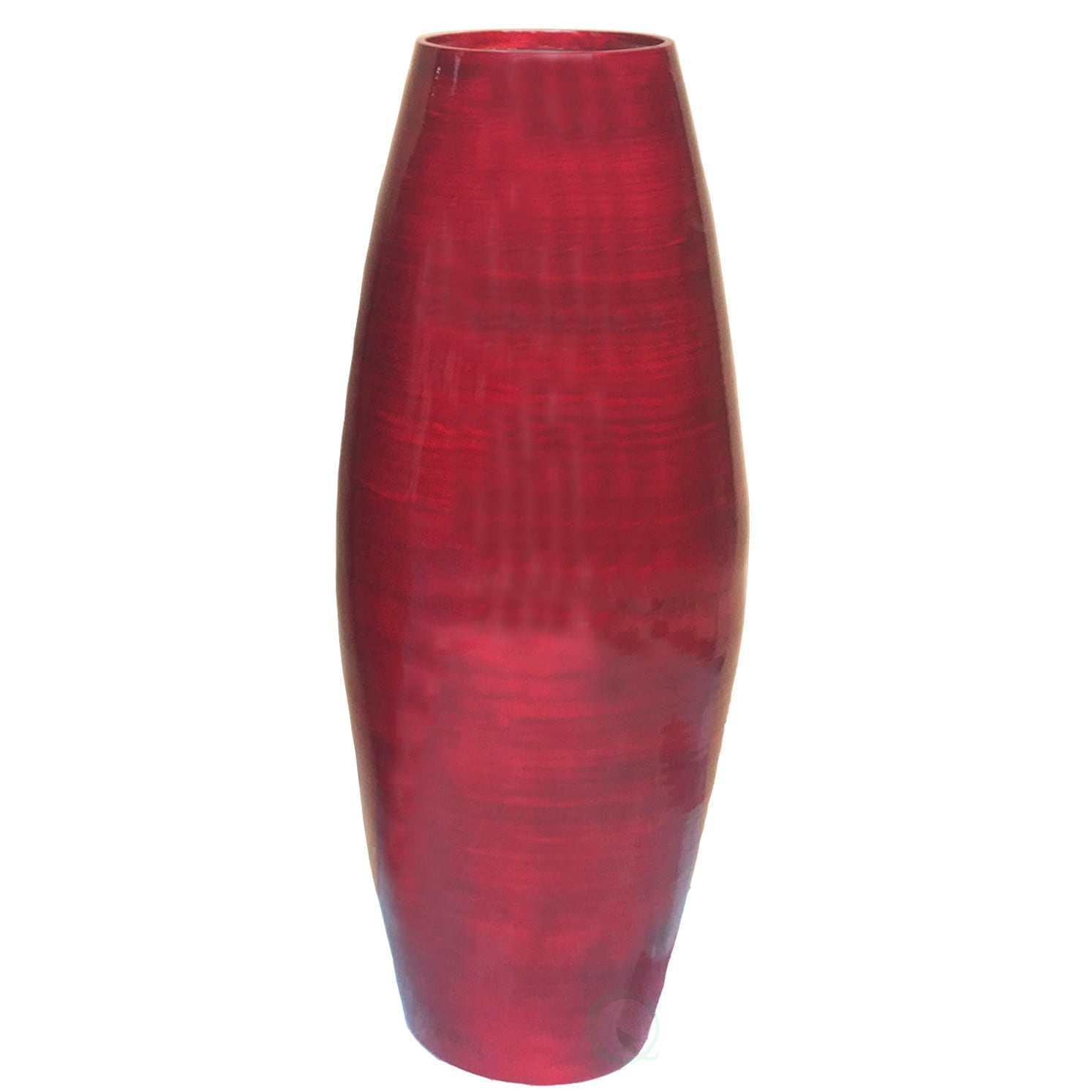 "27 5"" Tall Bamboo Floor Vase"