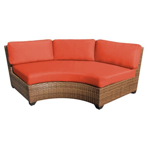 Groovy Shop Outdoor Home Bayou Synthetic Wicker Outdoor Patio Creativecarmelina Interior Chair Design Creativecarmelinacom