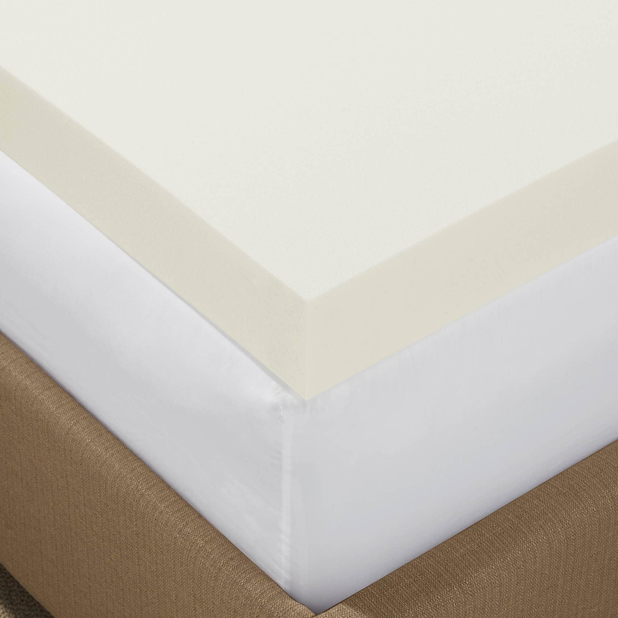 Serta Ultimate 4-inch Visco Memory Foam Mattress Topper (...