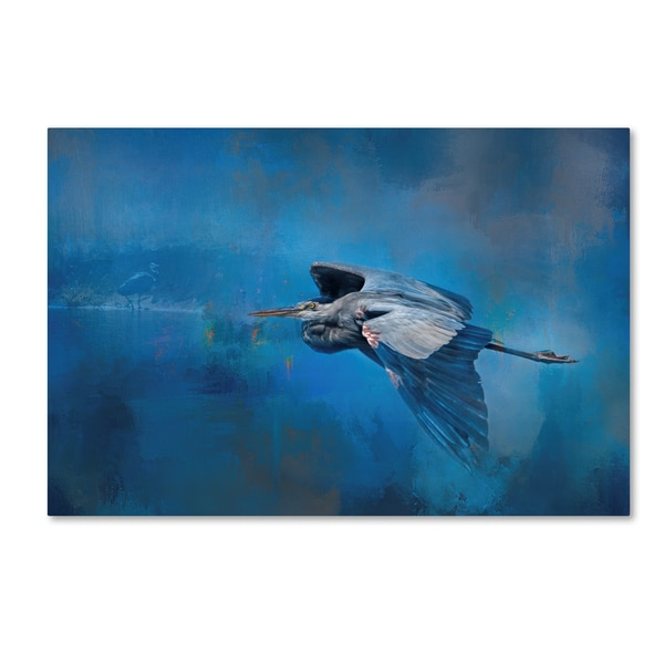 Jai Johnson 'Flying Home' Canvas Art