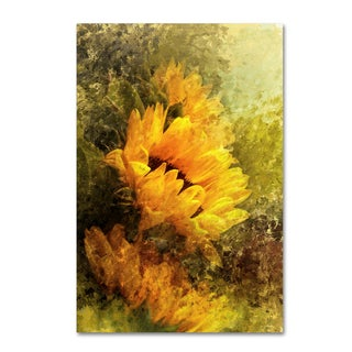 Jai Johnson 'Impressionist Sunflowers' Canvas Art