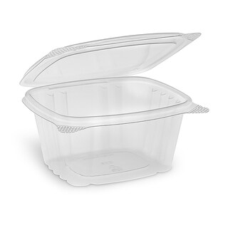 ePackageSupply 16 oz. Disposable Plastic Deli Storage Container with Hinged Lid|https://ak1.ostkcdn.com/images/products/16582328/P22912453.jpg?_ostk_perf_=percv&impolicy=medium