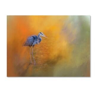 Jai Johnson 'On The Cusp of Autumn' Canvas Art