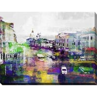 """PPI Studio """"Venice, Italy 3"""" Giclee Stretched Canvas Wall Art"""