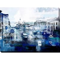 "PPI Studio ""Venice, Italy 1"" Giclee Stretched Canvas Wall Art"