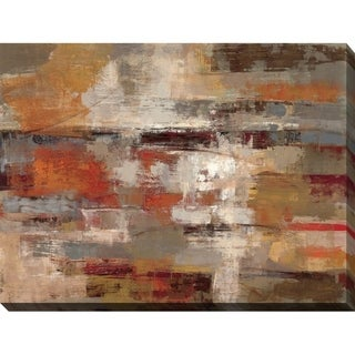 """""""Painted Desert"""" Giclee Stretched Canvas Wall Art"""