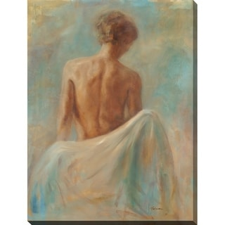 Skin' Giclee Stretched Canvas Wall Art
