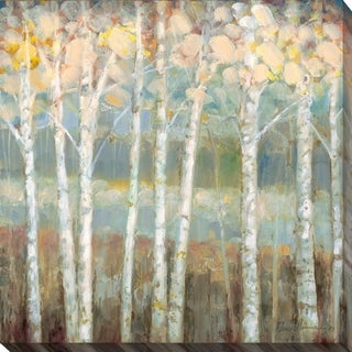 Natures Palette I' Giclee Stretched Canvas Wall Art