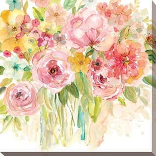 Natures Joy' Giclee Stretched Canvas Wall Art