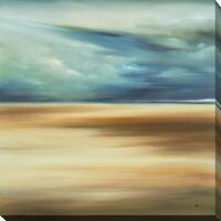 """""""Scape 109"""" Giclee Stretched Canvas Wall Art"""