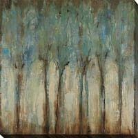 Whispering Winds' Giclee Stretched Canvas Wall Art