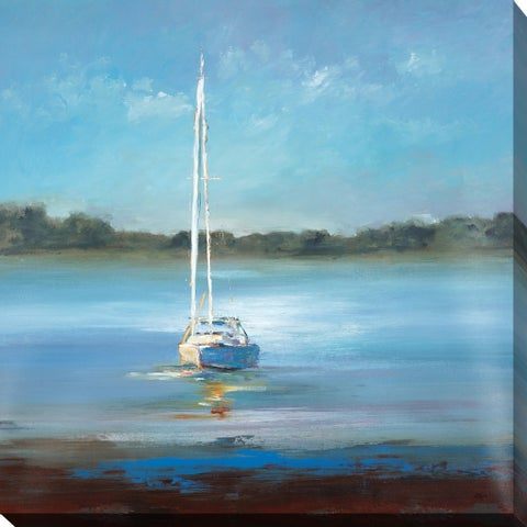 """Safe Harbor"" Giclee Stretched Canvas Wall Art"