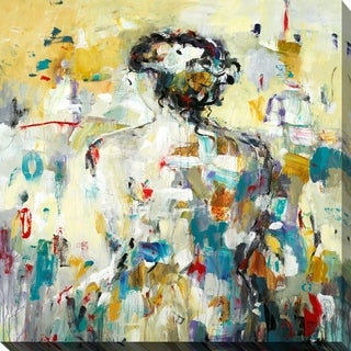 """""""Classic Figure"""" Giclee Stretched Canvas Wall Art"""