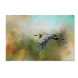 Jai Johnson 'The Spray Of The Sea' Canvas Art