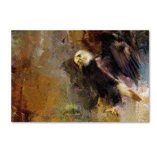 Jai Johnson 'Eagle Dance' Canvas Art