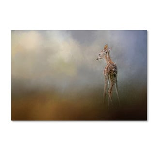 Jai Johnson 'The Big World' Canvas Art
