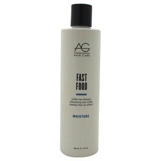 AG Hair Cosmetics Moisture Fast Food Sulfate-Free 10-ounce Shampoo