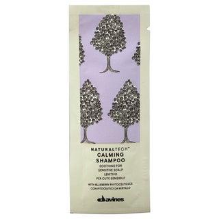Davines Naturaltech 12 x 0.40-ounce Calming Shampoo Sachet Kit
