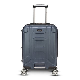 Gabbiano Provence Collection 20 inch Hardside Carry On Spinner Suitcase