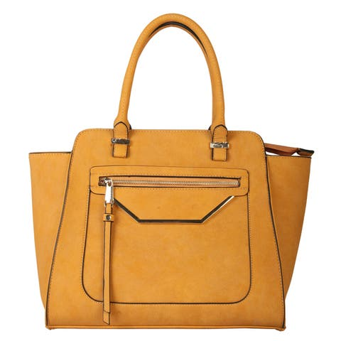 a97b403d7f Buy Yellow Tote Bags Online at Overstock | Our Best Shop By Style Deals