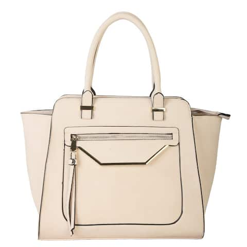 cc9b9b77a43e Beige Handbags | Shop our Best Clothing & Shoes Deals Online at ...