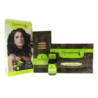 Macadamia Oil 3-piece Natural Oil Kit