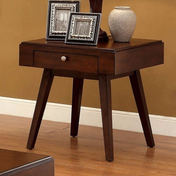 Kinley Mid Century Modern End Table