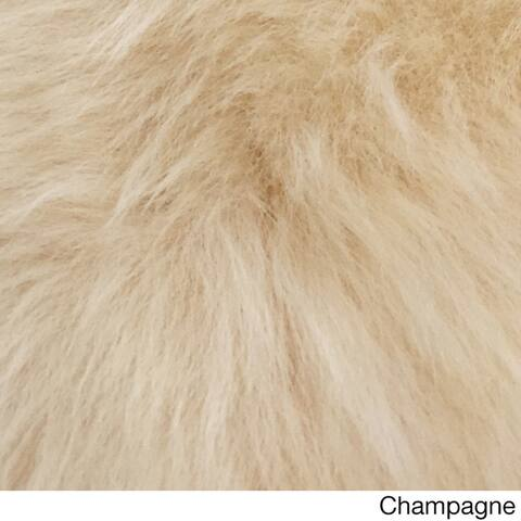 Legacy Home Faux Bearskin Shag Area Rug