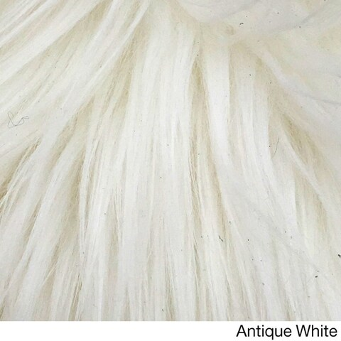 Legacy Faux Sheepskin 10-pelt Shag Rug (6' x 10')