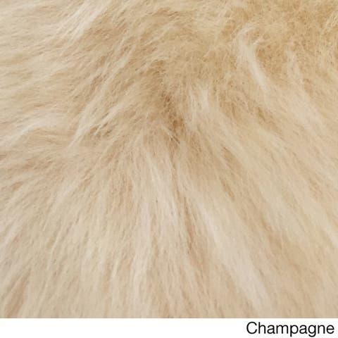 Legacy Faux Sheepskin Shag Area Rug