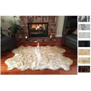 Legacy Supreme Sheepskin 4-Pelt Shag Rug (4' x 6')|https://ak1.ostkcdn.com/images/products/16587242/P22916994.jpg?_ostk_perf_=percv&impolicy=medium