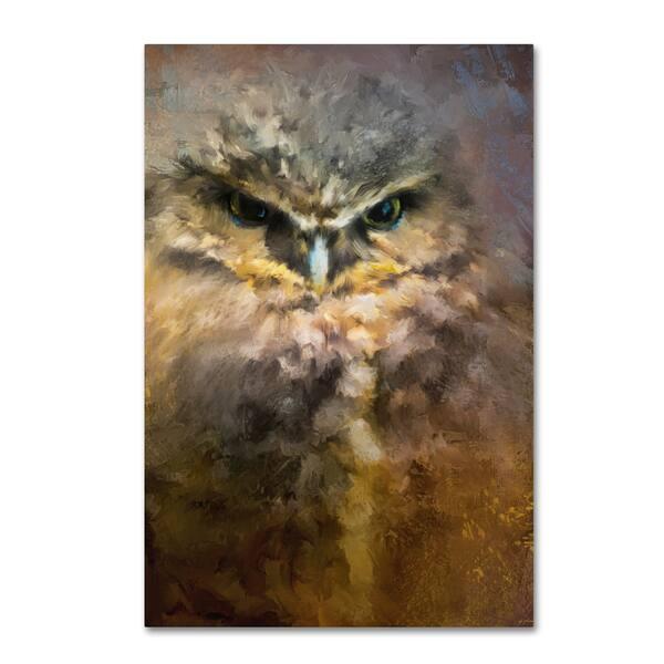 Jai Johnson Burrowing Owl Canvas Art Overstock 16587847