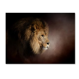 Jai Johnson 'The Mighty Lion' Canvas Art