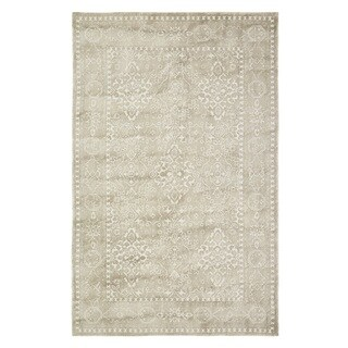 Dynamic Rugs Borgia Chocolate Wool Area Rug (8' x 11') - 8' x 11'