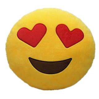 Emoji Pillow Smiley Emoticon