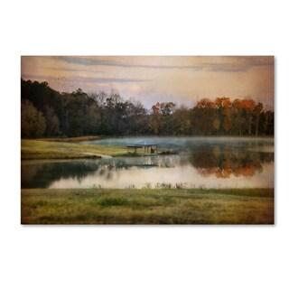 Jai Johnson 'Third November Day' Canvas Art