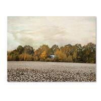 Jai Johnson 'The Old Cotton Barn' Canvas Art