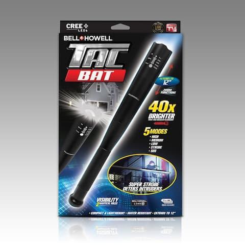 Bell + Howell Tac Bat Defender High Performance Flashlight & Bat