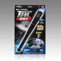 Bell + Howell Tac Bat Defender High Performance Flashlight & Bat