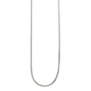 Eternally Haute Italian Solid Sterling Silver Box Chain