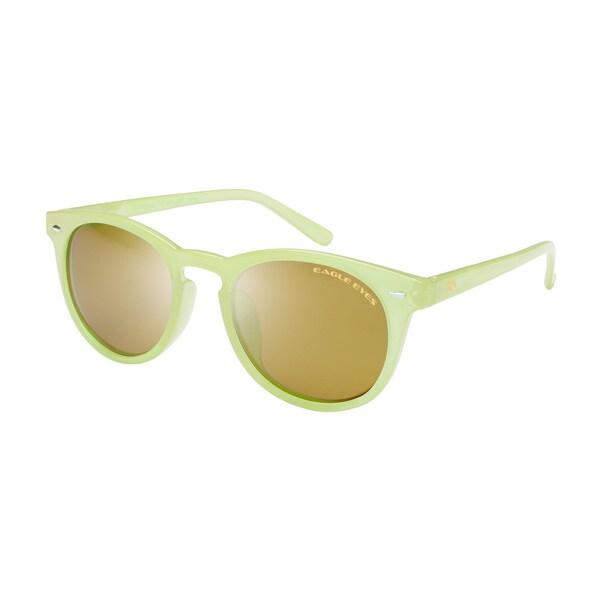 Shop Sunglasses Eagle Fandango Women's Brown Ships Eyes Lens To 3Lq5Aj4R