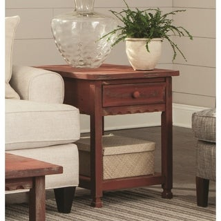 Alaterre Country Cottage End Table