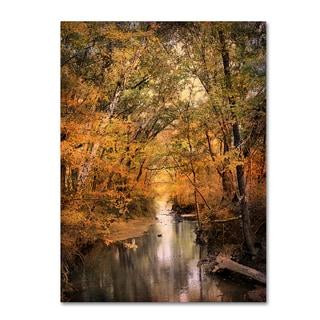 Jai Johnson 'Autumn Riches 2' Canvas Art