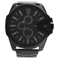 Louis Villiers LVAG8912-14 Black Stainless Steel Men's Bracelet Watch