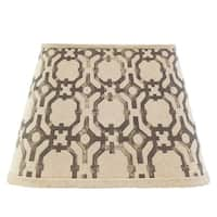 Somette Iron Gate Empire Lamp Shades (Set of 4)
